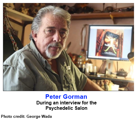 PeterGorman2015--photo George_Wada